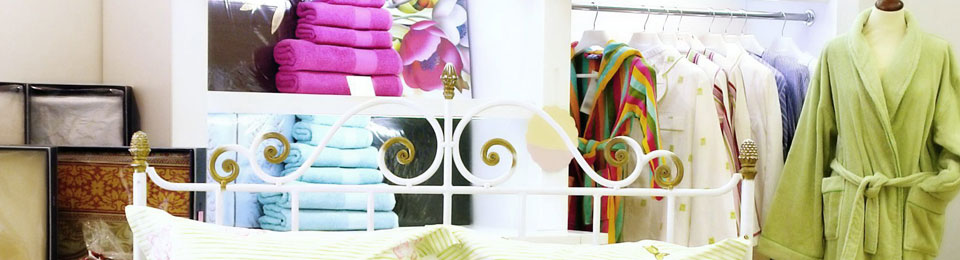 From towels to curtains and everything in between, Cavelli Linen offers only the best.